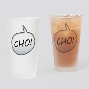 Cho Drinking Glass