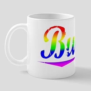 Bulger, Rainbow, Mug