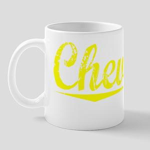 Chevalier, Yellow Mug