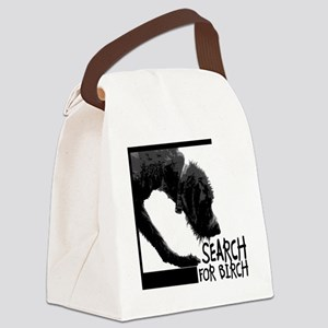 Nosework Spumoni Search for Birch Canvas Lunch Bag