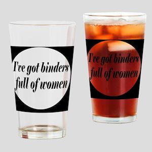 bindersbutton Drinking Glass