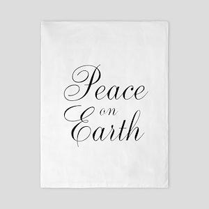 Peace On Earth Twin Duvet