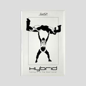 Hybrid Skydiving Rectangle Magnet