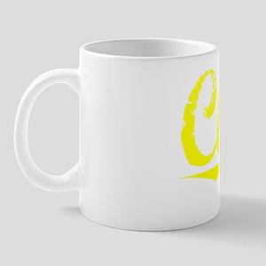 Clary, Yellow Mug