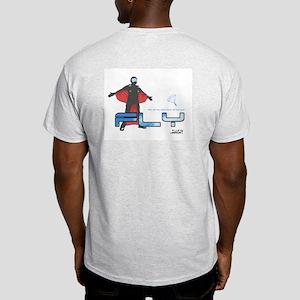 Fly Wingsuit Skydiving Light T-Shirt