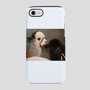 Alpacas at the show iPhone 7 Tough Case