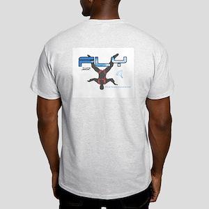 Fly Freefly Skydiving Light T-Shirt