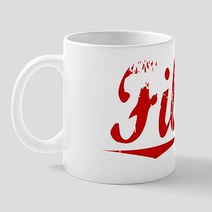 Filson, Vintage Red Mug