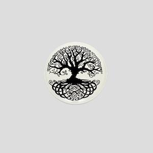 Tree of Life Mini Button