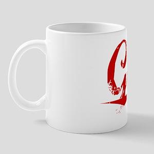 Ganz, Vintage Red Mug