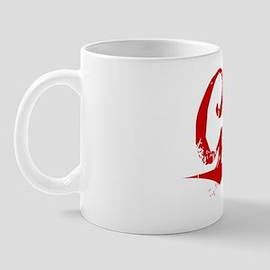 Gary, Vintage Red Mug