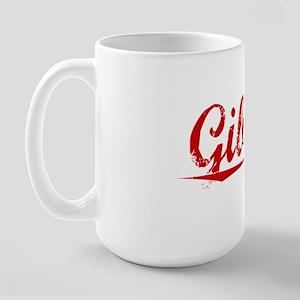 Gibson, Vintage Red Large Mug