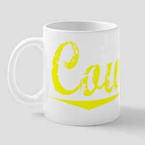Coward, Yellow Mug