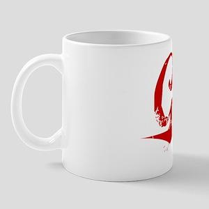Gills, Vintage Red Mug
