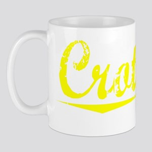 Crothers, Yellow Mug