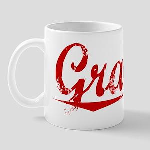 Granda, Vintage Red Mug