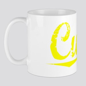 Currie, Yellow Mug
