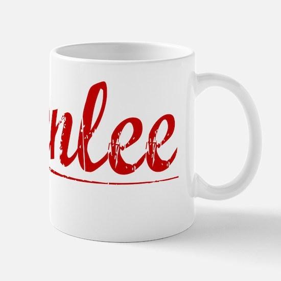 Greenlee, Vintage Red Mug