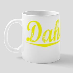 Dahlgren, Yellow Mug