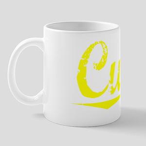 Curtin, Yellow Mug