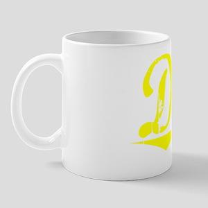 Dahl, Yellow Mug