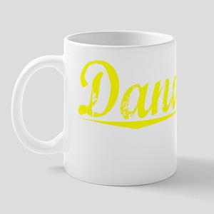 Dandridge, Yellow Mug