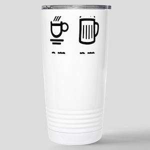 Coffee or beer Stainless Steel Travel Mug