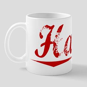 Hanes, Vintage Red Mug
