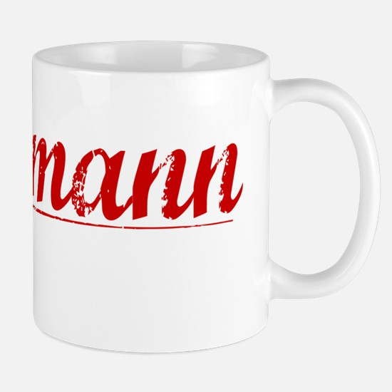 Hartmann, Vintage Red Mug