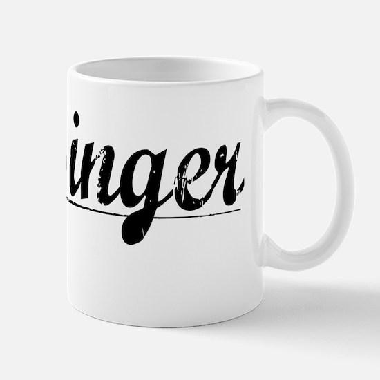 Messinger, Vintage Mug