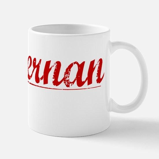 Heffernan, Vintage Red Mug