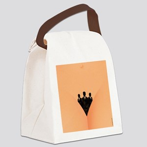 Reprodutive Rights Canvas Lunch Bag