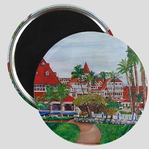 Coronado Hotel Del Magnet