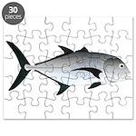 Giant Trevally Puzzle