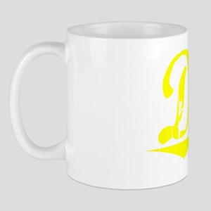 Ditto, Yellow Mug