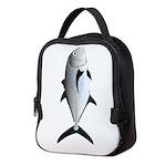 Giant Trevally c Neoprene Lunch Bag