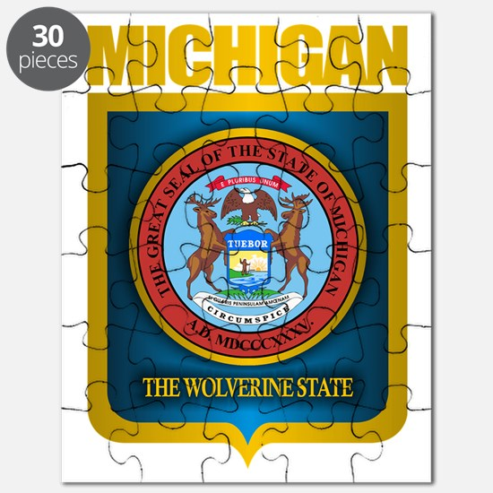 Michigan Gold Label Puzzle