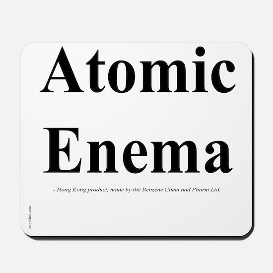 Atomic Enema Mousepad