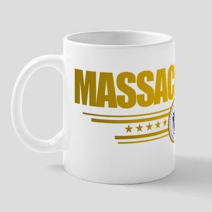 Massachusetts State Seal Mug