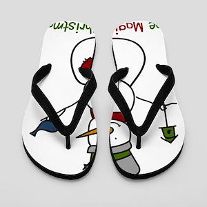 Believe In Magic Flip Flops