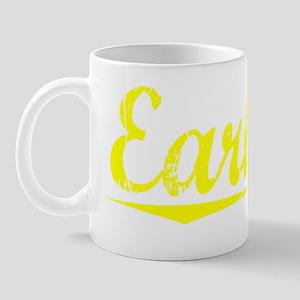 Earhart, Yellow Mug