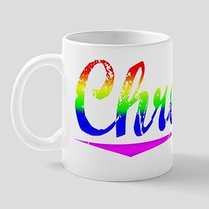 Chretien, Rainbow, Mug