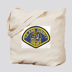 Tulare County Sheriff Tote Bag