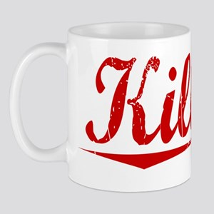 Killian, Vintage Red Mug