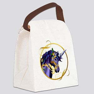 Circle Another Magical Christmas  Canvas Lunch Bag