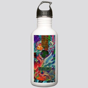 Ocean guitar Stainless Water Bottle 1.0L
