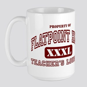Flatpoint High Large Mug
