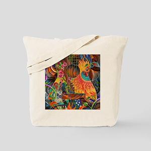 pheonix-print Tote Bag