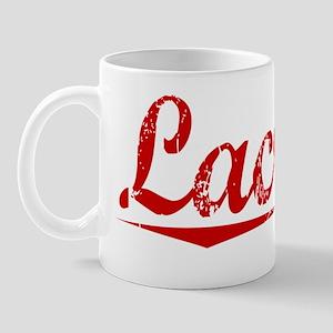 Lacroix, Vintage Red Mug