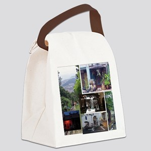 George Town, Penang, Malaysia cal Canvas Lunch Bag